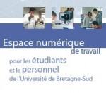 ENT Ubiversité Bretagne Sud