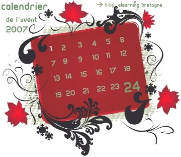 Vers le calendrier de l'avent 2007