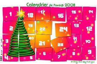 Vers le calendrier de l'Avent 2008